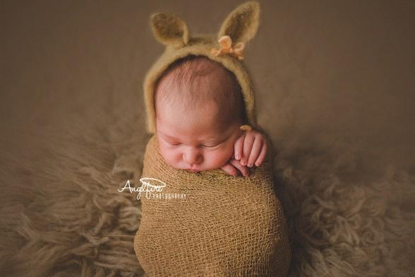 Erica, 9 days new | West Midlands Newborn Photographer |