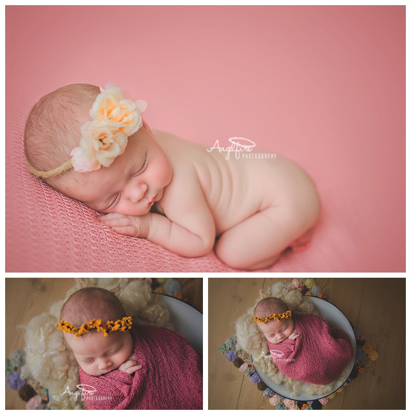West Midlands Newborn Photographer |Harper Belle, 29 days new