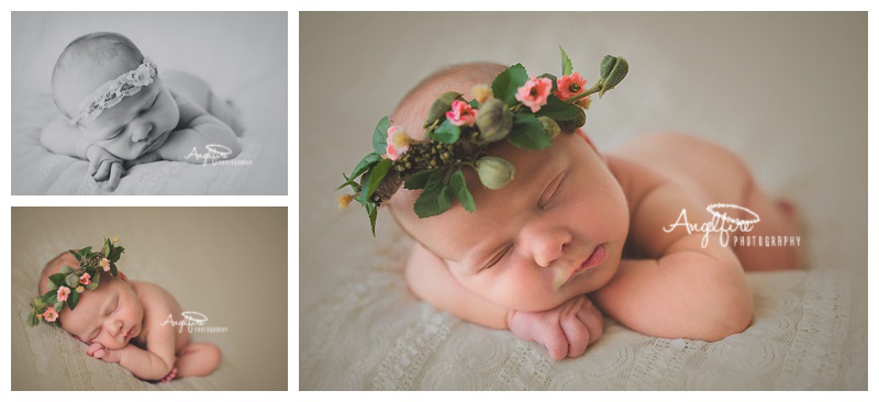 West Midlands Newborn Photographer | Maisie 8 days new