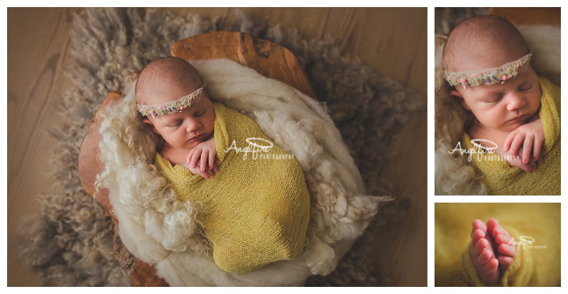 West Midlands Newborn Photographer |Aurora, 14 days new