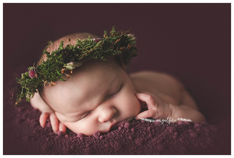 West Midlands Newborn Photographer |Emme, 17 days new